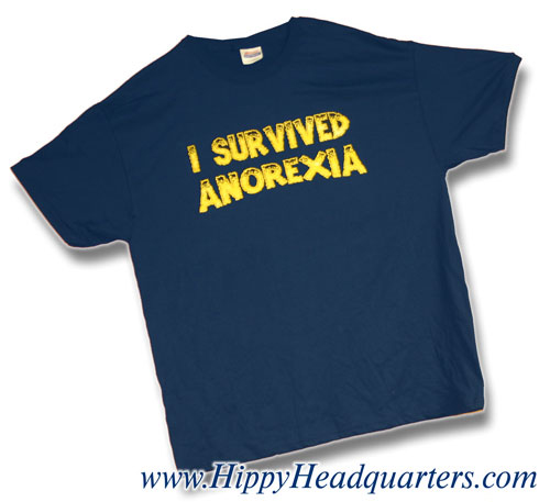 I Survived Anorexia.